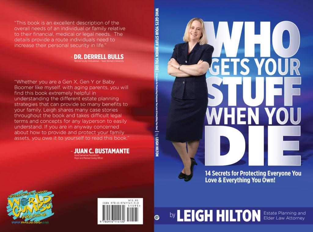 Leigh Hilton book