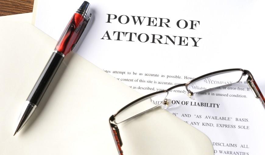 durable statutory power of attorney