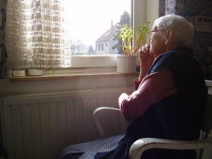 Nursing Home resident