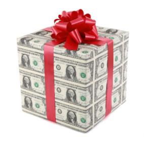 Monetary Gift