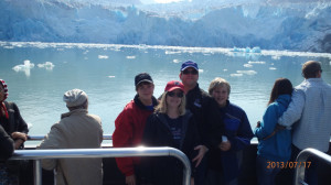 25th Anniversary Cruise to Alaska