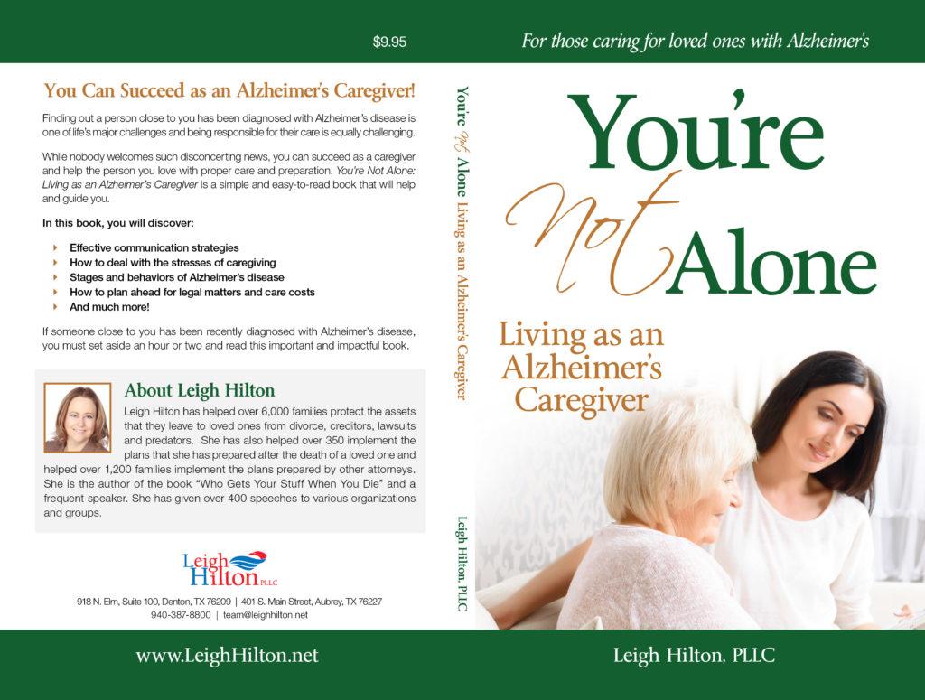Alzheimer's Disease books: Alzheimer's Disease Caregiver book