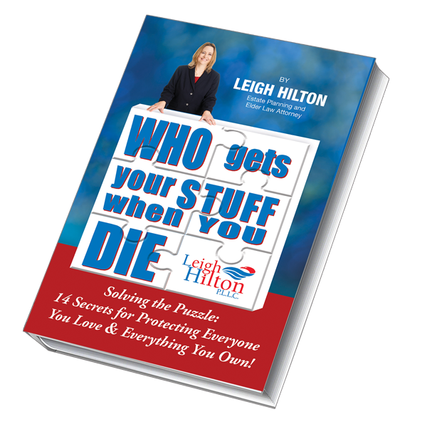 Who Gets Your Stuff When You Die? second edition